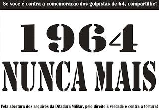 1954 nunca mais