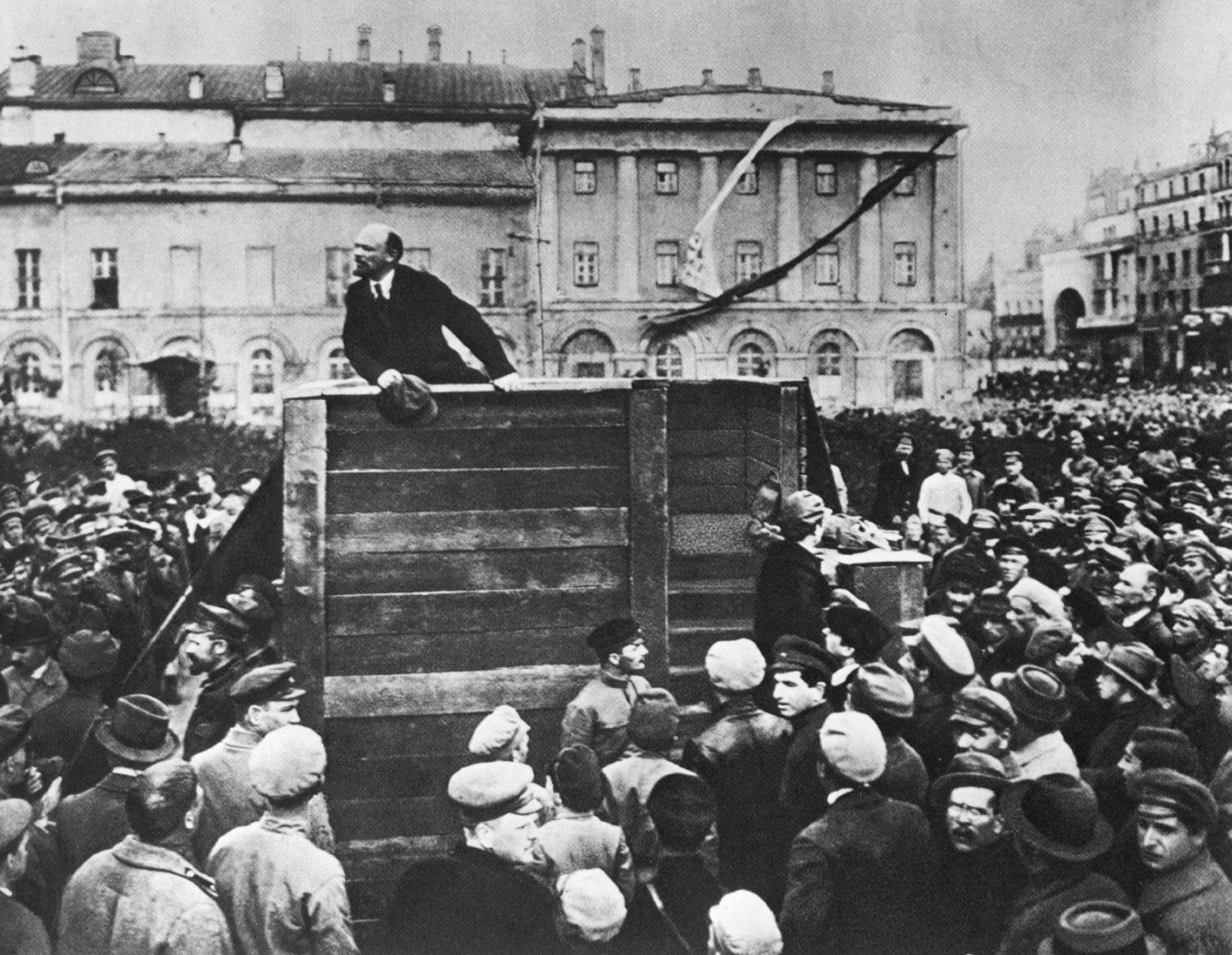 Lenin Revolução